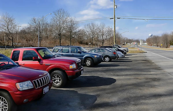 A new park-and-ride lot is planned to be built near the Interstate 81/Md. 68 interchange near Williamsport.