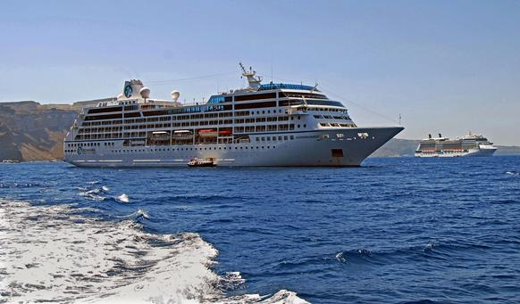 "The Azamara Quest, a 694-passenger cruise ship, is part of a line that dubs itself Azamara Club Cruises, with a ""You'll love where we take you"" tag line that features long days in port."