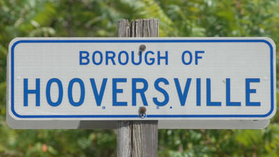 Hooversville revisiting Que water option