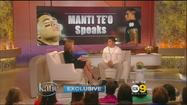 Manti Te'o Insists To Katie Couric That He Was A Victim
