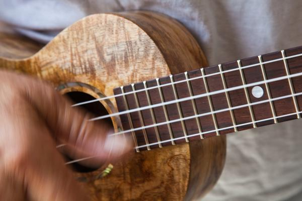 The ukulele, often associated with Hawaiian music, will be showcased in Honolulu Feb. 9-10.