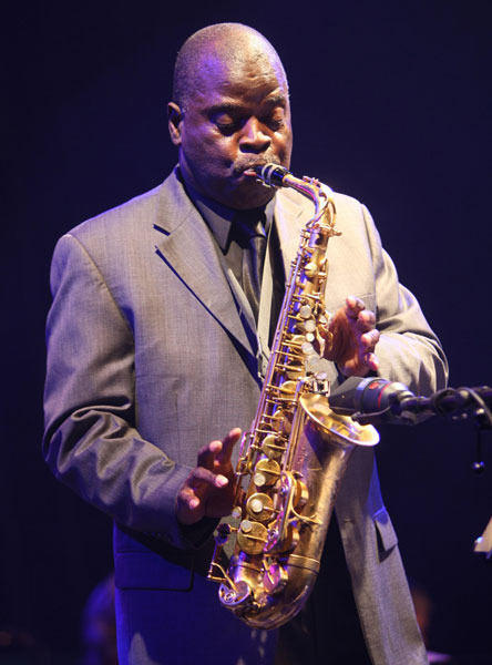 Known for his work with James Brown, jazz saxophonist Maceo Parker turns 67 today.
