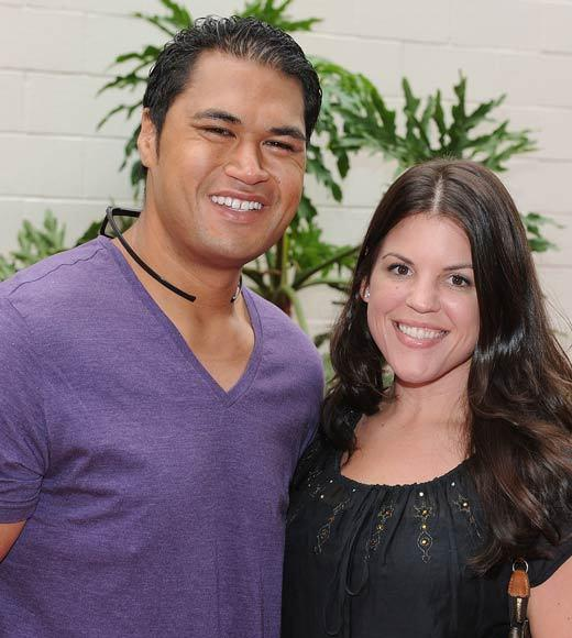 "<B>Reality Show(s) Rendezvous</b>: These two met during the ninth season of ""The Biggest Loser."" <BR><BR><b>Romance or Showmance?</b>: Romance. They're married and expecting their first child."
