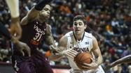 Joe Harris scored 17 points for Virginia in win over Virginia Tech