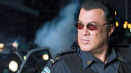 New Mexico sheriff gets a new deputy -- Steven Seagal