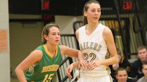 Lehman, Newton stifle Bishop Carroll girls' basketball