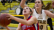 Photo Gallery: Garden City vs. Bishop Miege Girls Basketball