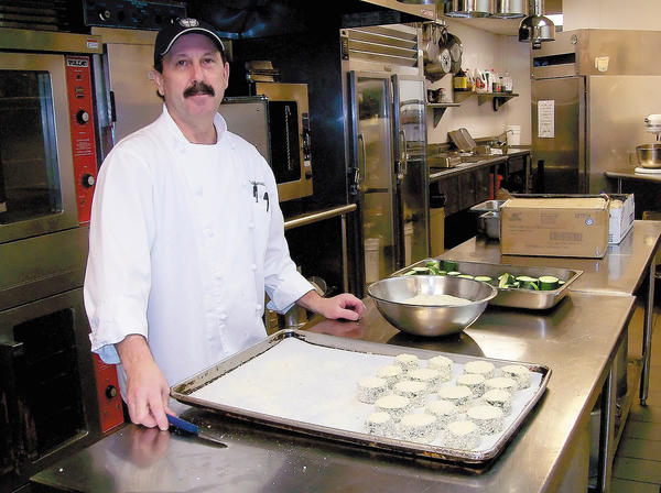 Todd Reynolds is executive chef at Fountain Head Country Club. He will prepare dishes created by Hagerstown couples for the fourth annual Art of Cooking on Saturday, Feb. 2.