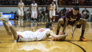PICTURES: Virginia 74. Virginia Tech 58
