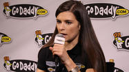 DAYTONA BEACH, Fla. (AP) — Danica Patrick's personal life is no longer a secret — she's dating a fellow driver.
