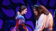 Drama Queens: Re-imagined version of 'Disney's Beauty and the Beast' at the Hippodrome