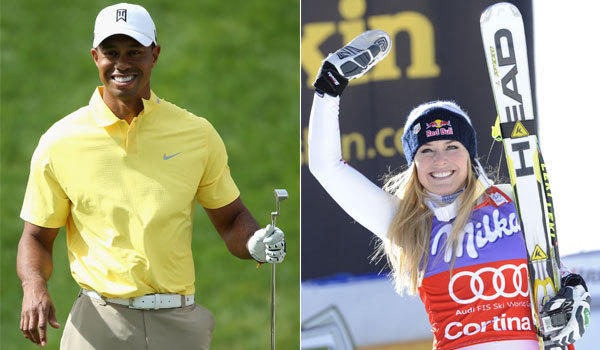 Golfer Tiger Woods and skier Lindsey Vonn are reported to be in a romantic relationship.