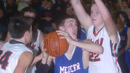 BURGIN — The Mercer County boys were trying to do two things at once Thursday night.