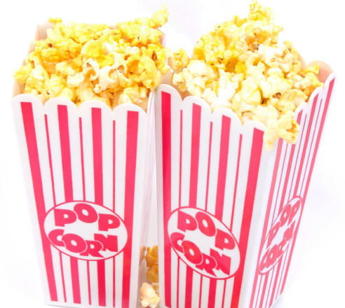 Viewers bought $9.5 million of Popped popcorn for the 2010 Super Bowl.