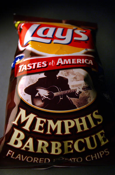 Viewers spent $184.8 on potato chips for the 2010 Super Bowl.