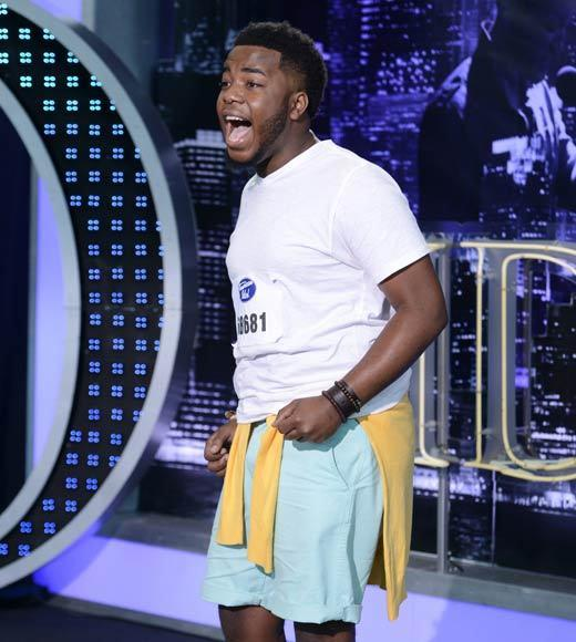 'American Idol' Season 12 best and worst moments: Burnell Taylor wowed the judges with Im Here from The Color Purple, which was a bold choice. But he got a standing O. Watch for him in Hollywood.