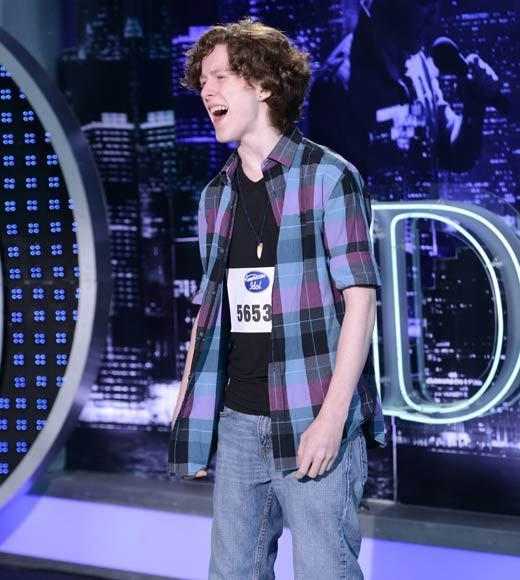 "Charlie Askew is definitely one of the more interesting contestants of ""Idol"" Season 12. Keith Urban called his voice very Bowie-like, in that it seems to lack gender -- which was a compliment. We definitely agree. He reminded us a bit of Chris Colfer on ""Glee."""