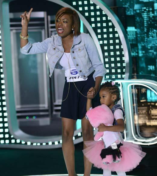 "For her audition, Seretha Guinn sang a melodic version of the ""Fresh Prince of Bel Air"" theme song, much to the viewers' and judges' delight. <BR><BR>We've said it for years -- have a TV Show Theme Song week on ""Idol""!"
