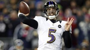 EARLY SUPER BOWL BETS ARE ON BALTIMORE