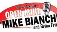 Listen: UCF coach Donnie Jones chats on Open Mike with Mike Bianchi