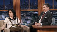 Margaret Cho and Craig Ferguson