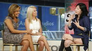 Hoda Kotb, Kathie Lee Gifford and Margaret Cho