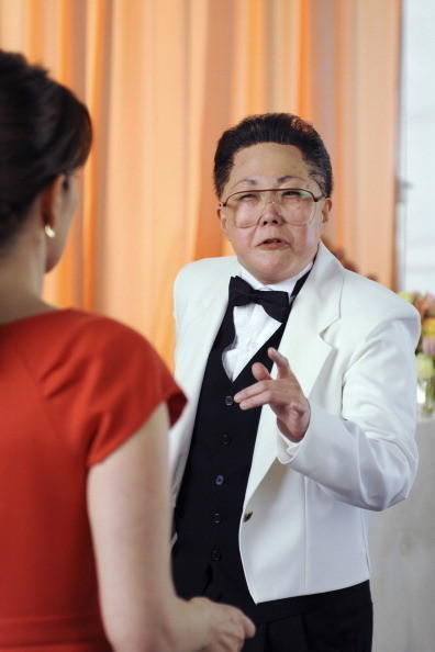Margaret Cho as Kim Jong-il on '30 Rock'