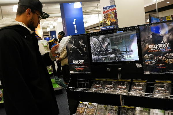 "While video game sales may have <a href=""http://www.cnbc.com/id/100371472"" target=""_blank"">taken a hit</a> in 2012, it's still a multi-billion dollar business year in and year out. You can always fire up the PS3, X-Box, or whatever version of a Nintendo console came out last year and play a round of <a href=""http://en.wikipedia.org/wiki/Crash_Bandicoot"" target=""_blank"">""Crash Bandicoot""</a> or <a href=""http://www.youtube.com/watch?v=kcmKPmj9yeE"" target=""_blank"">""Super Mario Bros.""</a> Or you can play along to the Super Bowl on <a href=""http://www.youtube.com/watch?v=Zv9NObyIm_c"" target=""_blank"">""Madden 13""</a> - and hope the real game turns out the same way this one did."