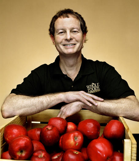 "John Mackey talks ""Conscious Capitalism."""