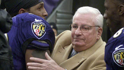 Modell deserves to go into Hall of Fame during Ravens' Super we…