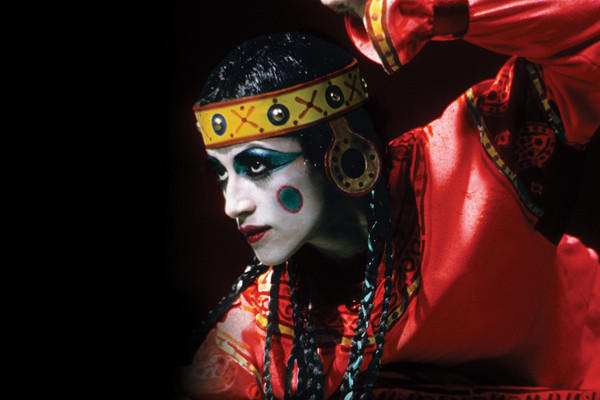 "The Joffrey Ballet returns with groundbreaking production of original 1913 Nijinsky-Stravinsky ""The Rite of Spring."""