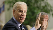 Biden pushes gun background-check plan