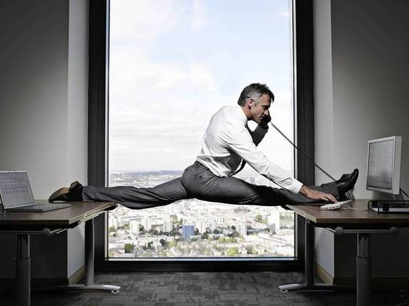 Be more flexible at work