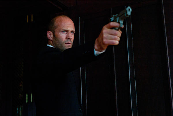 "Jason Statham in ""Parker."""