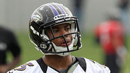 <em>Sometimes, blogger Matt Vensel fires a few questions at rookie cornerback and returner Asa Jackson. The Ravens' fifth-round pick in April's draft, Jackson is a Sacramento native who played his college ball at Cal Poly.</em>