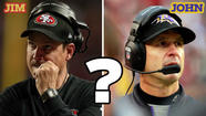 Harbaugh vs. Harbaugh [Pictures & quiz]