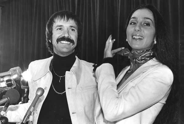 Tom Selleck and beyond: Guess the celebrity mustache: Answer: Sonny Bono