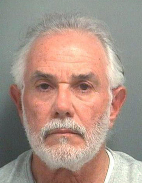 Ralph Jacobsohn, 64, of Boca Raton, is charged with aggravated assault with a deadly weapon, and burglary with assault.