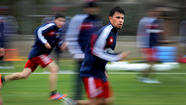 Chivas USA's radical remake continued Friday when the team traded forward Casey Townsend to D.C. United for a second-round pick in next winter's SuperDraft.