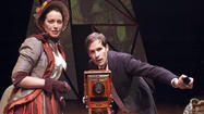 "THEATER REVIEW: ""Concerning Strange Devices from the Distant West"" at TimeLine Theatre ★★★"