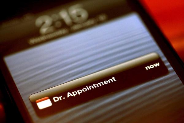 Your smartphone may soon change the relationships you share with your doctors.
