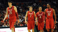 Shortly before the season began, Maryland men's basketball players sat down at computers, logged in with special passwords and began answering seven probing questions not only about basketball, but about themselves.