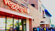 Vegetarian alert: Veggie Grill plans major expansion