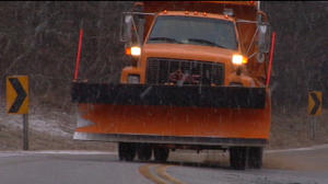 Road crews better prepared for Friday's snow
