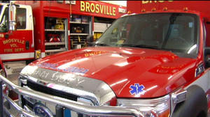 One year after fire, Brosville Fire Department better than new
