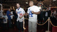 Photo Gallery: LA Dodgers visit Tobinworld
