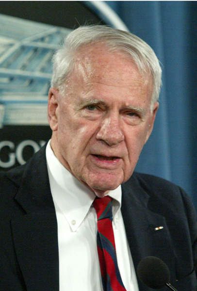 He served as United States Secretary of Defense from 1973 to 1975 and later became the first Secretary of Energy under Jimmy Carter. James Schlesinger is 82.