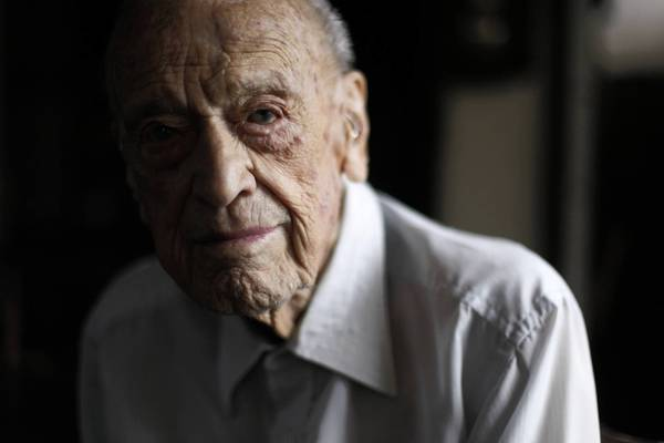 Carleton Ralston, who turns 100 this week, is one of The Times' most prolific letter writers.