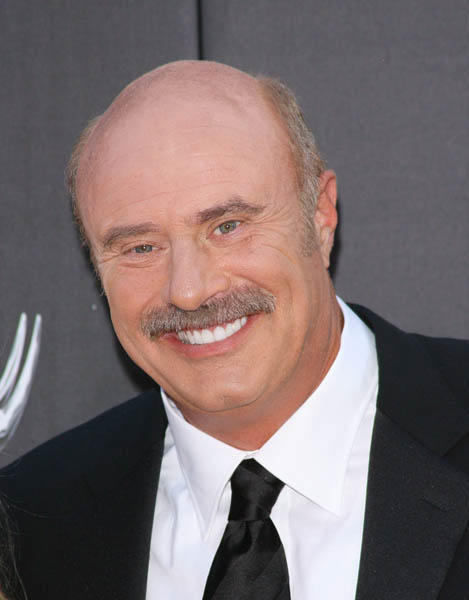 Dr. Phil who holds a PhD in Experimental Psychology is 61 today. (Photo by Michael Tran/FilmMagic)