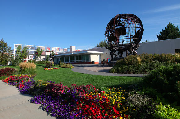 The U.S. Olympic Complex in Colorado Springs